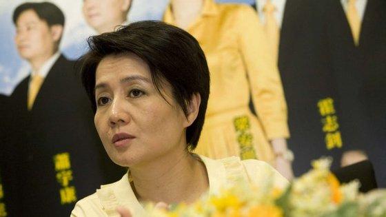 """Angela Leong defendeu também o acesso """"a preços módicos e de forma rápida e estável"""" a todos os residentes, visitantes e pequenas e médias empresas"""