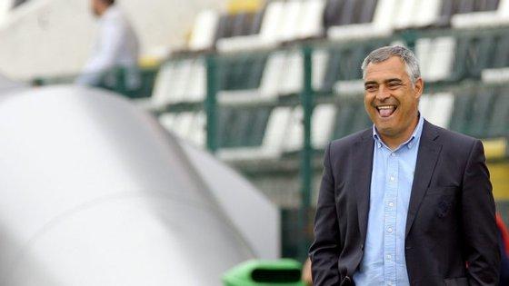 José Couceiro sublinhou a necessidade de não dar espaços ao oponente e explorar todas as oportunidades que surjam