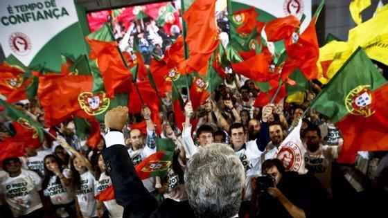 De acordo com os orçamentos entregues pelos partidos e coligações eleitorais nos 287 municípios onde o PS concorre sozinho, os socialistas deverão gastar cerca de 14,76 milhões de euros