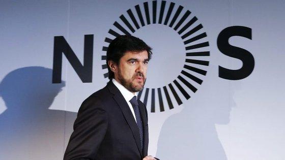 Miguel Almeida é o presidente executivo da NOS