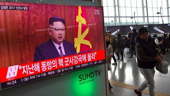 No dia 9 de setembro a Coreia do Norte celebra o aniversário da sua fundação e pode lançar novo míssil