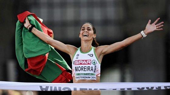 Depois de ter falhado os Mundiais deste ano, Sara Moreira já pensa no Campeonato da Europa de 2018