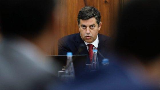 O ministro já reuniu com a direção da fábrica de Palmela