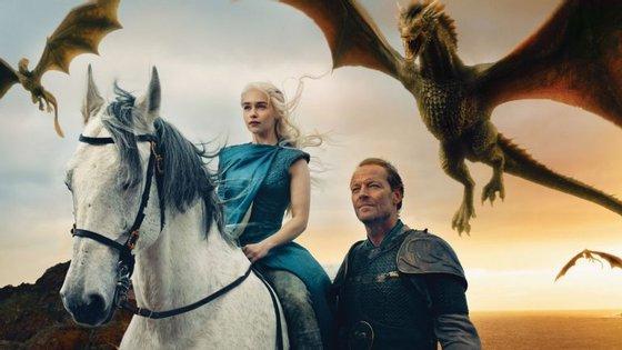 O final de Game of Thrones vai ser mantido secreto até ao fim, dizem responsáveis da HBO.