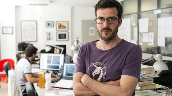 André Lourenço tem 36 anos e criou o THU em 2014