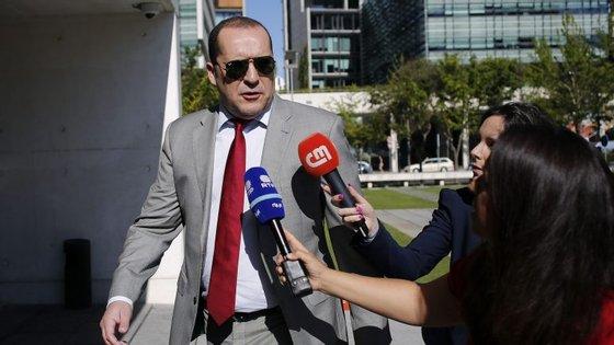 Paulo Pereira Cristóvão é acusado de organizar vários assaltos violentos a residências