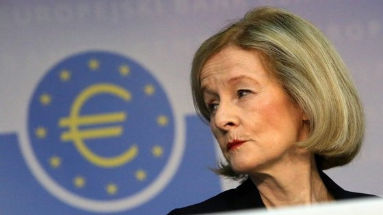 Danièle Nouy falou em Madrid, num encontro sobre o setor financeiro