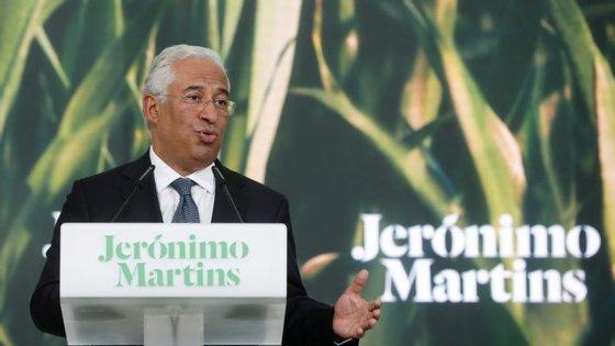 António Costa falava na Faculdade de Economia da Universidade do Porto
