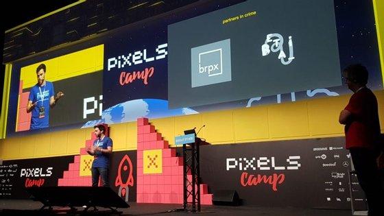 O Pixels Camp decorre no Pavilhão Carlos Lopes, em Lisboa
