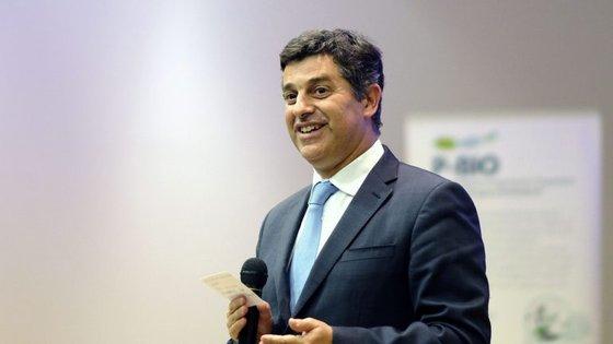 Manuel Caldeira Cabral participou na apresentação e no lançamento da primeira pedra de um novo hotel do Grupo Pestana