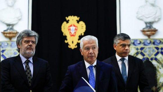O presidente da CIP, António Saraiva, apresentou 14 propostas ao Presidente da República