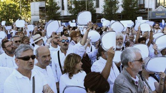 Na próxima terça-feira o parlamento catalão poderá fazer uma declaração unilateral de independência.