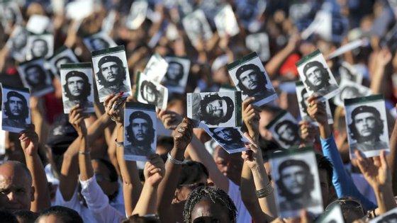 Che Guevara morreu a 9 de outubro de 1967