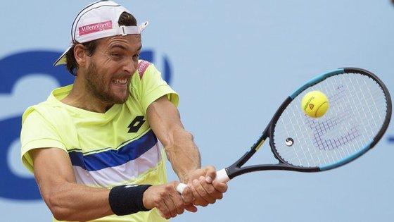 João Sousa é o número 63 do ranking ATP