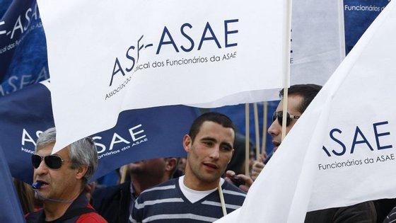 Os trabalhadores da ASAE exigem a valorização da carreira dos inspetores