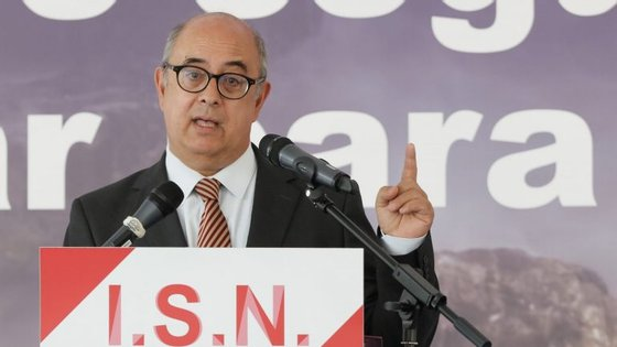 Azeredo Lopes falou no âmbito da inauguração da estação da Cantareira