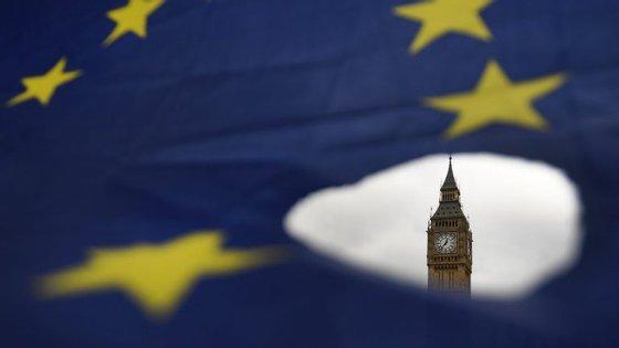 """O governo britânico diz querer que a saída seja """"o mais ordenada possível"""""""