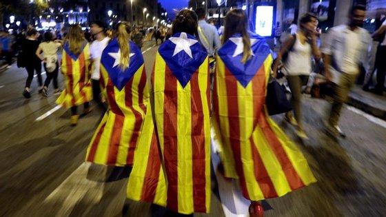 90% dos catalães votaram a favor da independência no referendo