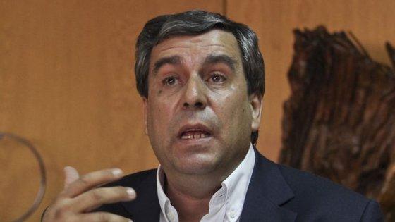 Jorge Roque da Cunha, secretário-geral do SIM, espera uma forte adesão à greve