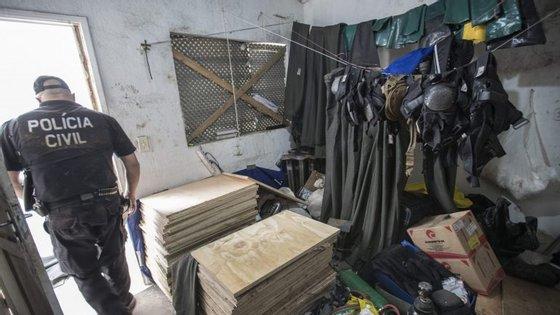 As penas previstas para tráfico internacional de droga podem chegar a 25 anos de prisão