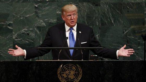 O presidente norte-americano já tinha reforçado que não havia divergências com Rex Tillerson