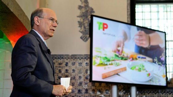 """""""Empresa vai continuar a crescer, não tenho dúvida nenhuma disso"""", afirmou Fernando Pinto"""