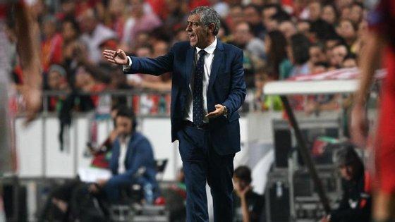 Fernando Santos conseguiu a quarta qualificação seguida para fases finais entre Grécia e Portugal