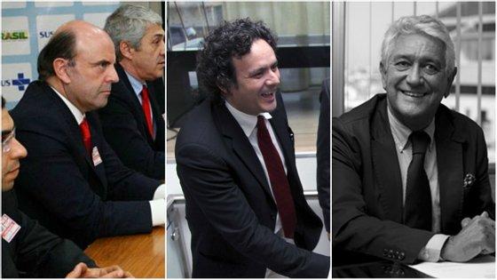 Paulo Lalanda e Castro, Joaquim Paulo da Conceição e João Abrantes Serra não foram acusados pelo MP
