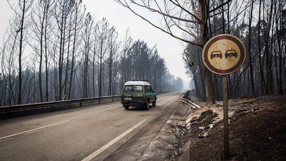 O incêndio de Pedrógão Grande, que começou a 17 de junho, provocou 64 mortos e mais de 200 feridos