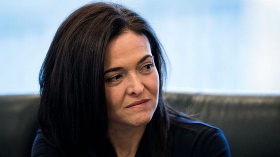Sheryl Sandberg, responsável pelas operações do Facebook e uma das pessoas mais próximas de Mark Zuckerberg, esteve reunida com os responsáveis na quarta-feira
