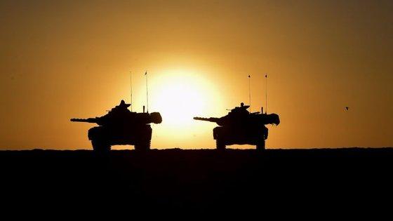 Turquia, Síria e Irão já recusaram a ideia de um Curdistão independente