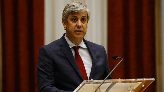Mário Centeno deverá fazer esta sexta-feira uma apresentação pública do Orçamento do Estado para 2018