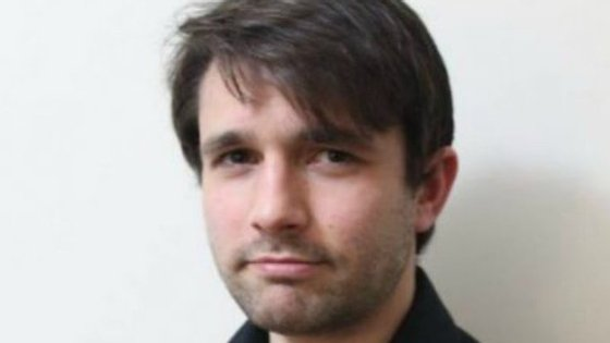 O jornalista Pedro Romano tinha 31 anos