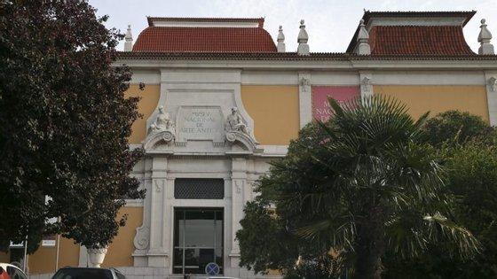 O Museu Nacional de Arte Antiga é o segundo museu mais visitado do país