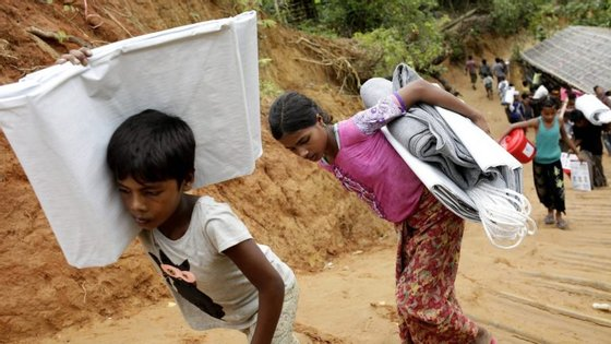 Kofi Annan insta ONU a pressionar Birmânia