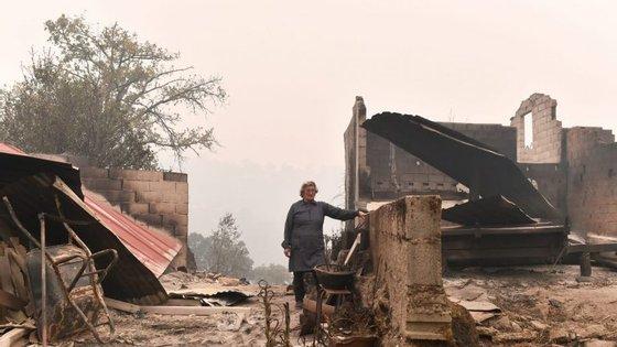 O primeiro-ministro decretou estado de calamidade pública para todos os distritos a norte do Tejo