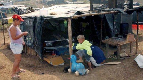 O Dia para a Erradicação da Pobreza foi instituído pelas Nações Unidas