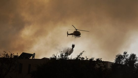 Os incêndios deste fim-de-semana provocaram pelo menos 37 mortos