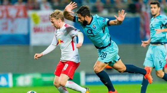 Felipe teve uma exibição abaixo do normal, com erros individuais e de posicionamento como o que originou o segundo golo