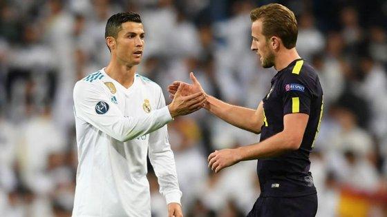 Ronaldo marcou, Harry Kane também, mas os guarda-redes Navas e Llloris também brilharam no Real-Tottenham