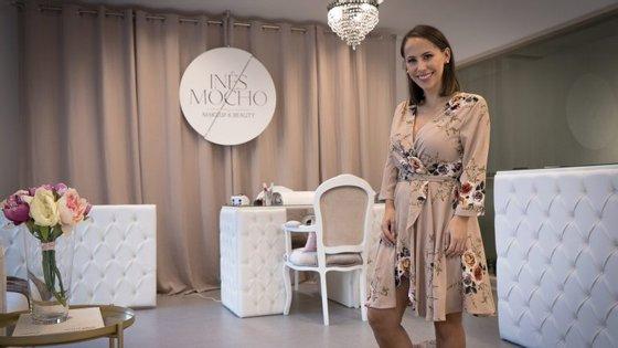 Depois do Porto e do Lumiar, em Lisboa, Inês Mocho abre o seu terceiro espaço, o primeiro com serviços de beleza para o público.