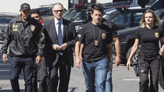 O Ministério Público também acusou o ex-governador do Rio de Janeiro