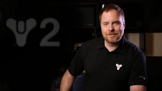 David Dague, conhecido como DeeJ, é Community Director da Bungie, uma empresa de videojogos norte-americana