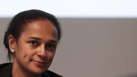 """BCP """"é um bom investimento. Os números falam por si"""", afirmou Isabel dos Santos"""