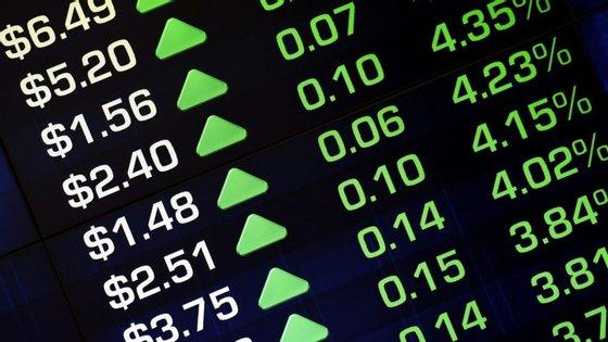 O seletivo Dow Jones Industrial Average valorizou 0,70%