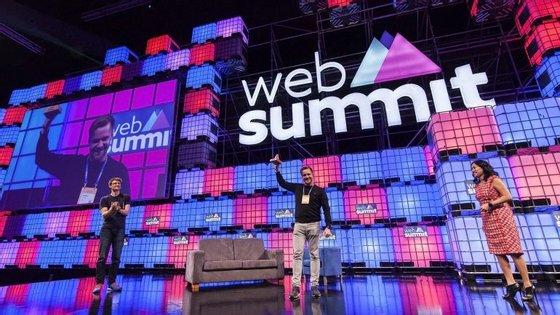 A Web Summit 2017 vai decorrer entre 6 e 9 de novembro no Pavilhão Atlântico