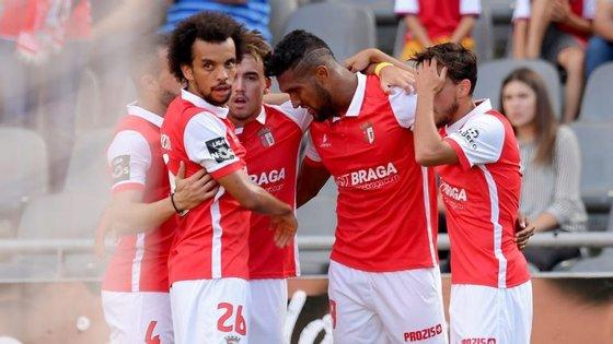 A equipa de Abel Ferreira lidera o grupo C da Liga Europa