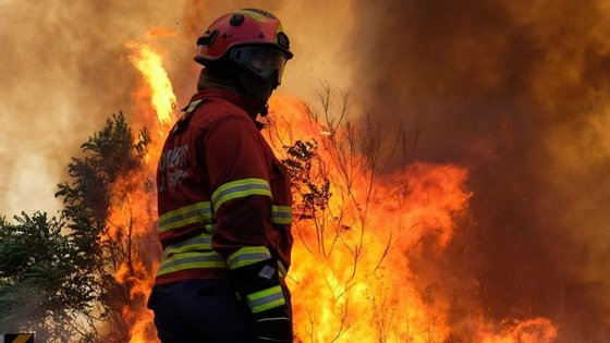 Em Tondela, 45 pessoas ficaram desalojadas