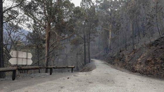 Grande parte dos principais pontos turísticos do concelho arderam ou ficaram afetados com as chamas