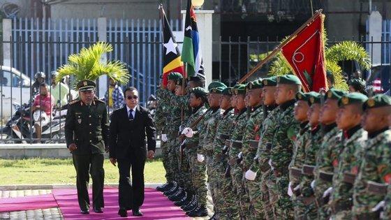 Lere Anan Timur garante que as forças policiais não vão admitir qualquer tipo de anarquia em Timor-Leste